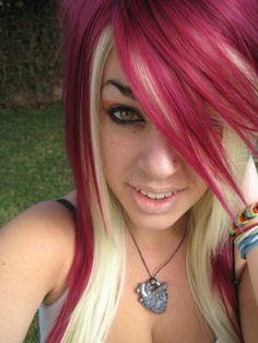 Prime 1000 Images About Rednblackhair On Pinterest Black Hair Red Short Hairstyles Gunalazisus