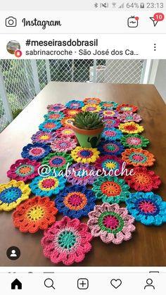 Crochet Home, Crochet Projects, Home Accessories, Crochet Patterns, Blanket, Knitting, Crochet Decoration, Crochet Doilies, Crochet Edgings