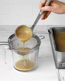 Made-from-scratch gravy is one of the highlights of Thanksgiving. Build flavor with drippings from the roasting pan and a homemade stock.