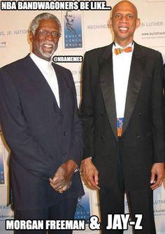 NBA Bandwagoners Be Like… - http://weheartlakers.com/nba-funny-meme/nba-bandwagoners-be-like