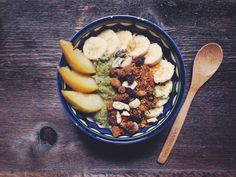 Ayurvedic Matcha Oatmeal Recipe