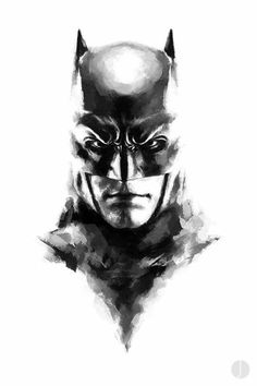 Awesome Batman art by John Aslarona