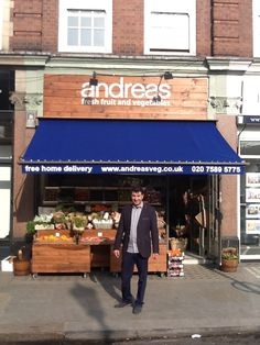 Chelsea Green greengrocer