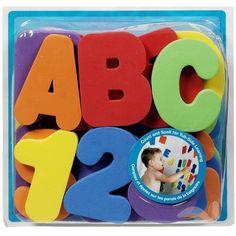 Đồ bơi đồ chơi Tắm đồ chơi Nổi với hình + Alphabet giáo dục đồ chơi (36 cái mỗi lô) WJ087