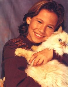 JTT and a kitty!