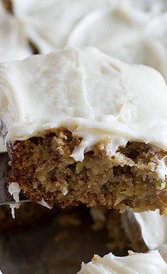 Pineapple Zucchini Cake With Cream Cheese Frosting Recipe ...