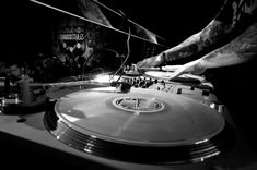 DJing - one of the 4 pillars of Hip-hop defined by Afrika Bambaataa . Red Bull Media House, Afrika Bambaataa, Hip Hop, Live Set, Edm, First Time, Music Instruments, Sample Resume, Hiphop
