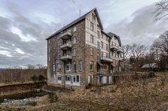 Hotel du Golf,golf hotel,urbex,verlaten,belgië,verlaten gebouwen,foto`s,getrashed,belgië #EasyNip