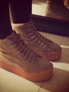 Sneakers Jeffrey Campbell #sneakers
