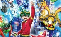 First 'Digimon Universe: Appli Monsters' Anime DVD Promo Debuts