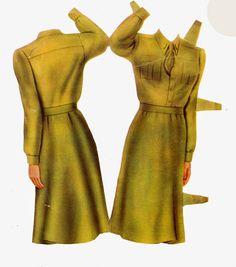 Girls in Uniform 1943 Pachrter Co - Bobe Green - Álbumes web de Picasa