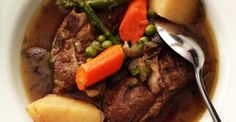 Spring Lamb Stew -- Perfect for Easter!