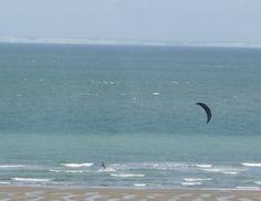 l'endroit idéal pour le Kite surf.