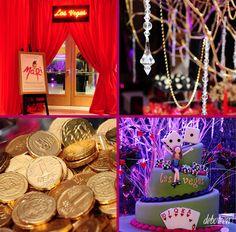 Festa Cassino – Las Vegas | | Debuteen - O blog da Debutante                                                                                                                                                      Mais