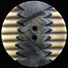 Laminated Celluloid Wafer Button
