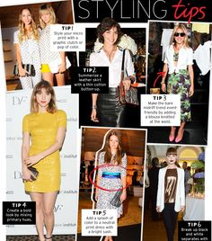 Styling Tips for summer WhoWhatWear