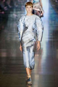 Mary Katrantzou Fall 2013 RTW Collection - Fashion on TheCut