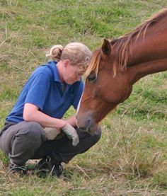 The Bellevue, Washington-based Center for Discovery ~ Eating disorders center uses equine-assisted therapy - News - Horsetalk.co.nz