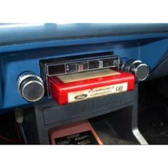 Eight tracks - haha in our Pontiac Grand Prix:)
