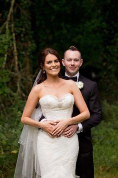 Lizzie & Nigel's dream wedding at Kilronan Castle was every inch the fairy tale...