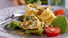 Vegetariskt | Allas Recept Ricotta, Squash, Mashed Potatoes, Cabbage, Eggs, Pasta, Vegetables, Breakfast, Ethnic Recipes