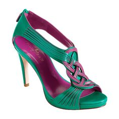 Vivian Air Sandal by Cole Haan...they have Nike Air technology in the soles for extra comfort!!  What a great idea!