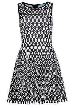 Alice + Olivia Jaisey Dress, $684; mytheresa.com  COURTESY OF SHOPBOP.COM