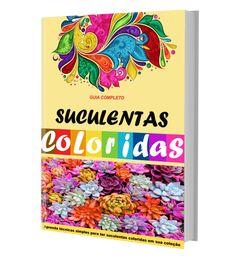 Suculentas Coloridas (Español) - Dicas Muito Uteis! Low Light Succulents, Succulents In Glass, Succulents Online, Succulents For Sale, Colorful Succulents, Hanging Succulents, Repotting Succulents, Flowering Succulents, Growing Succulents