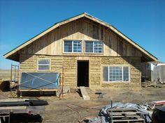 Pallet House Build