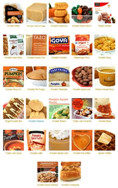 26 different pumpkin-flavored food reviews from 2013!