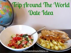 Creative date idea that you can put together at home!