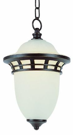 Trans Globe Lighting PL-5113 AP Antique Pewter Outdoor Hanging Light by Bel Air Lighting. $55.67. From the Manufacturer                Bel Air Lighting, Energy Efficient Outdoor Lighting with Fluorescent Bulb                                    Product Description                Energy Efficient outdoor from the Estate collection. Deep dish frosted glass globe crowned with square windows and a capped roof. Perfect British outdoor décor.