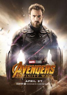 """""""Avengers: Infinity War"""" by Russo Bros. Marvel Comics, Marvel Comic Universe, Marvel Cinematic Universe, Marvel Avengers, Thor, Steve Rogers, Capitan America Marvel, Mundo Marvel, Chris Evans Captain America"""