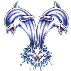 Dolphin Tattoo maybe one day Girly Tattoos, Love Tattoos, Tatoos, Taz Tattoo, Tattoo Art, Tattoo Samples, Dolphins Tattoo, Dolphin Art, Arm Tattoos For Women