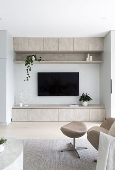 Living Room built in cabinetry planning Living Room built in cabinetry planning Zephyr Stone zephyrandstone Living Room Planning a living room makeover Some built in nbsp hellip Room storage Nordic Living Room, Living Room Wall Units, Living Room Plan, Living Room Tv Unit Designs, Living Room Accents, Living Room Storage, Living Spaces, Lounge Room Designs, Living Room Without Tv