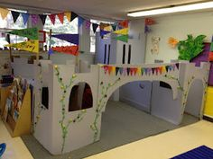 Fairy Tale Themed Classrooms