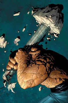 The Thing - Steve McNiven