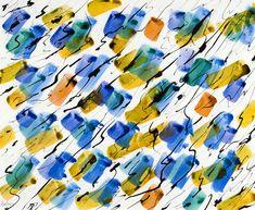 Untitled - Etel Adnan