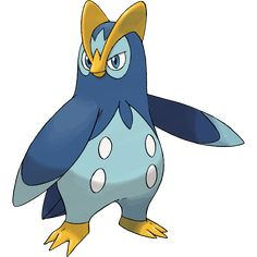 Prinplup is a Water type Pokémon introduced in Generation It is known as the Penguin Pokémon.