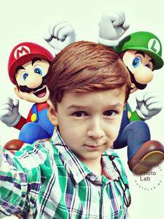 Luigi, Mario, Portrait, Fictional Characters, Headshot Photography, Portrait Paintings, Fantasy Characters, Drawings, Portraits