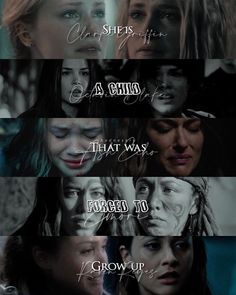 The 100 Grounders, Percy Jackson Couples, Brother Presents, The 100 Quotes, Pretty Little Liars Quotes, 100 Memes, Duffer Brothers, The 100 Clexa, The 100 Show