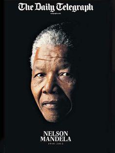 R.I.P.Nelson Mandela!