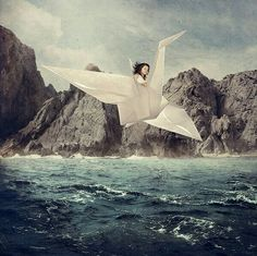 Sarolta Ban's Surreal Photo Manipulations