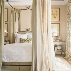 Home design and interior decorating is what VERANDA magazine is all about. Bedroom Inspirations, Beautiful Bedrooms, Interior Design, Dreamy Bedrooms, Home, Elegant Homes, Room, Interior, Master Bedrooms Decor
