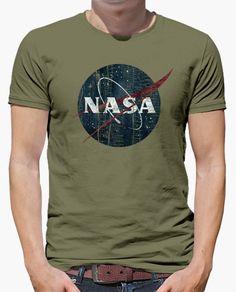 Camiseta NASA Vintage Pos-Apocalyptic Reborn