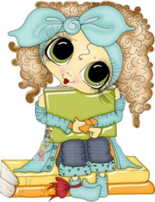 Sherri Baldy I love books. Digitally colored by sarapaschal in Ps CC… Adult Coloring, Coloring Pages, Art Mignon, Diy Halloween Decorations, Copics, Whimsical Art, Cute Dolls, Digital Stamps, Big Eyes