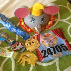 Being Awesome at the Disneyland Dumbo Double Dare Adventure
