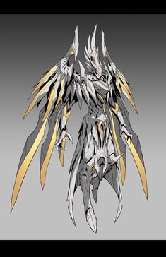Robot Concept Art, Creature Concept Art, Armor Concept, Creature Design, Fantasy Character Design, Character Design Inspiration, Character Art, Fantasy Armor, Fantasy Weapons