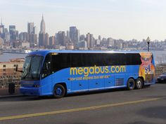 The Megabus experience: a few tips for enjoying the ride.