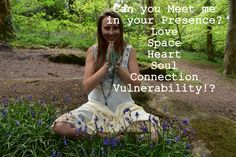 Meet me in your presence......  Mala Beads, Meditation, going deeper in myself, opening to each other.....